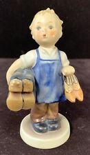 New ListingOriginal Vintage Hummel Goebel West Germany Figurine 143/0 Boots