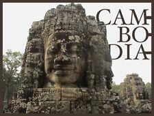 "20x30"" CANVAS Decor.Room art print.Travel shop.Cambodia ancient idol.6032"