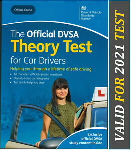 Driving Theory Test Car Drivers Book for 2021 Test & Latest Edit. ThryBk