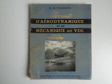 ELEMENTS D'AERODYNAMIQUE ET DE MECANIQUE DU VOL 1947