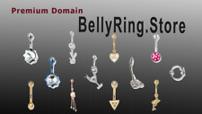 Domain Name For Sale - www.BellyRing.store