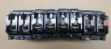 Lot Of 4 Ge Tqal Tqal21100 Circuit Breakers 100 Amp 100A 240V 1 Rusty/3 Chipped