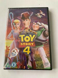 Toy Story 4 - Disney Pixar DVD - 2019 - NEW & SEALED