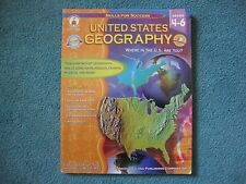 Carson Dellosa United States Geography Where in the U.S. are you? Grades 4-6