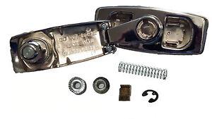 Chrome Tailgate Window Crank Handle fits 1973-1991 Blazer Suburban Jimmy