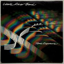 LITTLE RIVER BAND Time Exposure 1981 OZ Capitol EX/VG+