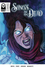 Songs For The Dead #4 Standard Cover B Robles Variant