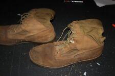 Belleville USMC Military Boots Sage Tan Soft Toe Mens Size  11.0 R     01-D-0011