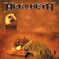 "MEGADETH ""RISK-REMASTERED"" CD NEUWARE !!!"
