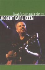 Robert Earl Keen-Live from Austin, Tx  CD with DVD NUOVO
