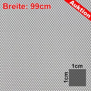 5m² Glasfilamentgewebe Finish Leinwand | 206g/m² | CC-Kante Gfk Epoxy Polyester