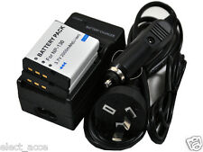 2 NP-130 Battery+Charger fr Casio EX-ZR850 ZR800 ZR700 ZR400 ZR500 ZR2000 ZR3500