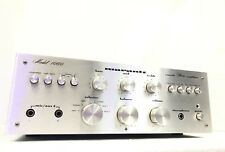MARANTZ 1060 Stereo Amplifier Hi End 60 Watts RMS Vintage 1971 PERFECT LIKE NEW