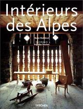 Alpine Interiors (Interiors (Taschen)), , Wedekind, Beate, Good, 1998-11-01,