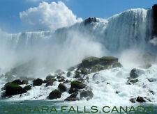 "20x30"" CANVAS Decor.Room art print.Travel shop.Niagara Falls Canada side.6041"