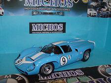 1/18 Chevy Lola T70 MKIII Blu #9 12 H SEBRING 1967 Exoto (18213) [no SAUBER c9]