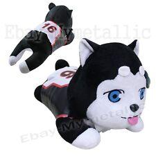 """Cute ! Kuroko No Basuke Tetsuya 2 SEIRIN Dog Lying 41cm/16"""" Soft Plush Doll Toy"""