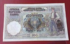 Billet Yougoslavie ,1941