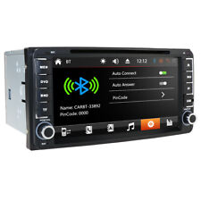 Car Stereo Radio DVD Player GPS BT DAB+ for Toyota Corolla Camry Hilux RAV4 Map