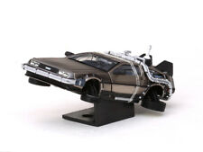 BACK TO THE FUTURE PART II 1:43 DELOREAN TIME MACHINE FLYING VERSION VITESSE SUN
