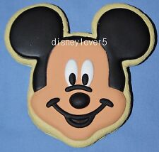 Mickey Mouse MAGNET Sugar Cookie Face New Disney Parks Exclusive Large 3-D