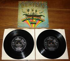 THE BEATLES MAGICAL MYSTERY TOUR ~ UK MONO PARLOPHONE DOUBLE DISC 1ST PRESS 1967