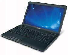 "Toshiba Satellite Pro C650-17G 2.2GHz 4GB 250GB 15.6"" Screen Webcam"