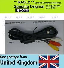Genuine Original SONY AV Cable VMC-15FS DCR-  HC90 SR300 SR290 HC54 HDR-HC1 E