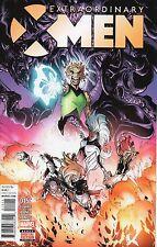 Extraordinary X- Men #15 (NM) `16 Lemire/ Ibanez