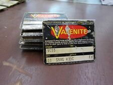 VALENITE SNMG 433C Carbide Inserts 10 pcs