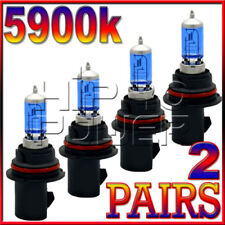 SUPER WHITE XENON HID LIGHT BULBS 1997 1998 1999-2002 2003 2004 DODGE DAKOTA