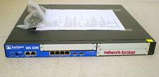 Juniper ssg-320m-sh Secure Services Gateway DRAM 1gb con controllo funzione