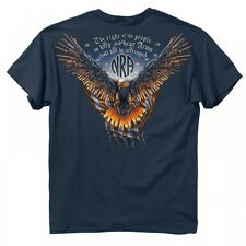 Buck Wear T-Shirt Nra The Right of People To Bear Arms, Gun Rifle Hunting