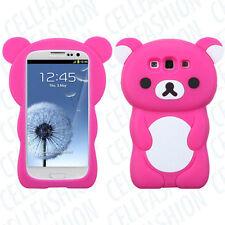 Pk Bear SKIN CASE SAMSUNG ATT Sprint T-Mobile Verizon US Cellular Galaxy S III 3