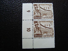 ALLEMAGNE - timbre - yvert et tellier n° 663 x2 n** (A5) stamp germany