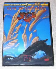 YES Keys to Ascension PAL DVD Cat#SVEM0041 Howe Wakeman Anderson Squire White