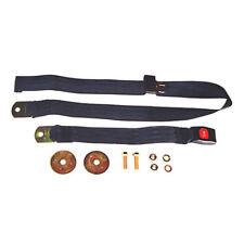 """Rear Seat Lap Belt Kit 60"""" for Jeep CJ YJ Wrangler 13202.04 Omix-Ada"""