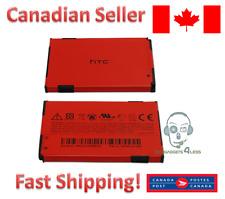 OEM HTC EVO 4G SPRINT RED ORIGINAL RHOD160 BATTERY 1500mAh