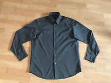 "Hugo Boss Gents Long Sleeved Casual Shirt - Size 16"" Collar"