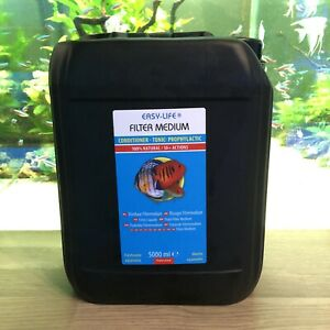 Easy Life Fluid Filter Medium 5000ml Aquarium Fish Tank Water Conditioner Start