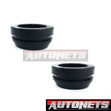 """2x Aluminum Valve Cover Rubber Grommet Breather 1""""ID & 1.25""""OD Chevy Ford Mopar"""