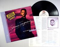James Ingram - Never Felt So Good (1986) Vinyl LP • UK Import • Always