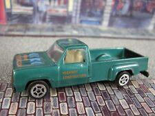 Universal Associated 1:50 1977 Dodge step side pickup truck nice shape green