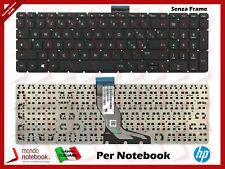 Tastiera Italiana per Notebook HP 15-cb028nl 15-cb029nl 15-cb030nl (Senza Frame)