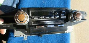 1979 1986 Cadillac DeVille Fleetwood AM FM Cassette Stereo Radio Original GM