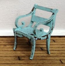 Miniature Quarter Scale Meadowlark Swirl Chair KIT -- 1:48