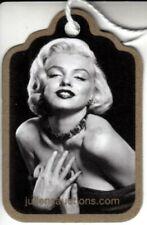 Marilyn Monroe 2014 Julien's Auctions original paper item lot tag w/ photo MINT