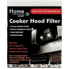Homemaid Universal Cooker Hood Grease Filter Extractor Fan Cut To Fit 57 X 47cm
