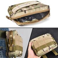 Taktische Tasche im Freien EDC Mehrzweckgürtel Hüfttasche Tasche Handytasche