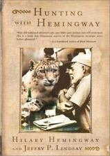 HUNTING WITH HEMINGWAY African Hunting Safari Hunts Africa Hunter Big Game Book
